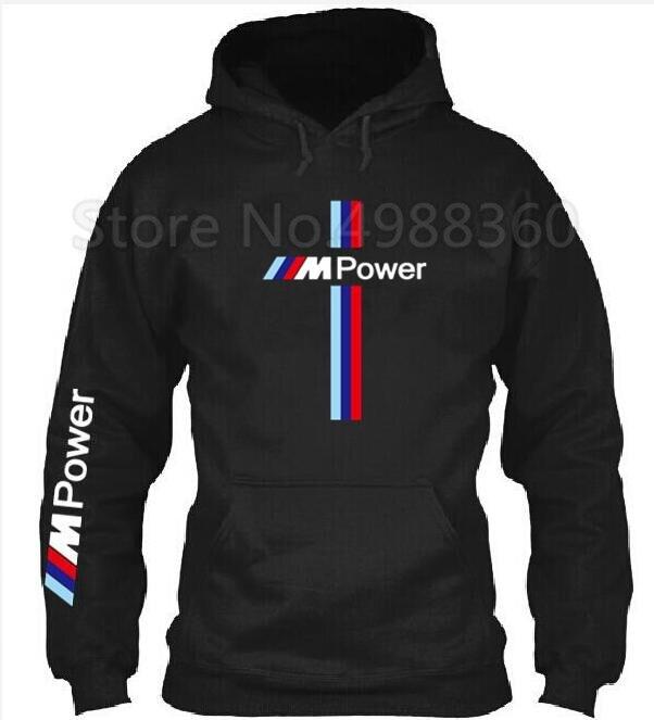 Motorsport M Power Print 2019 Autumn Fashion Men Brand top Casual Sweatshirt Solid Color Hoodie Jackets Innrech Market.com