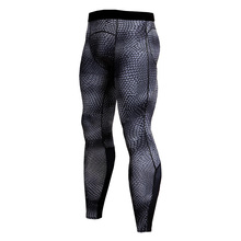 Fitness Men Pants Leggings Sportswear Tights Running-Compression Gym Hombre