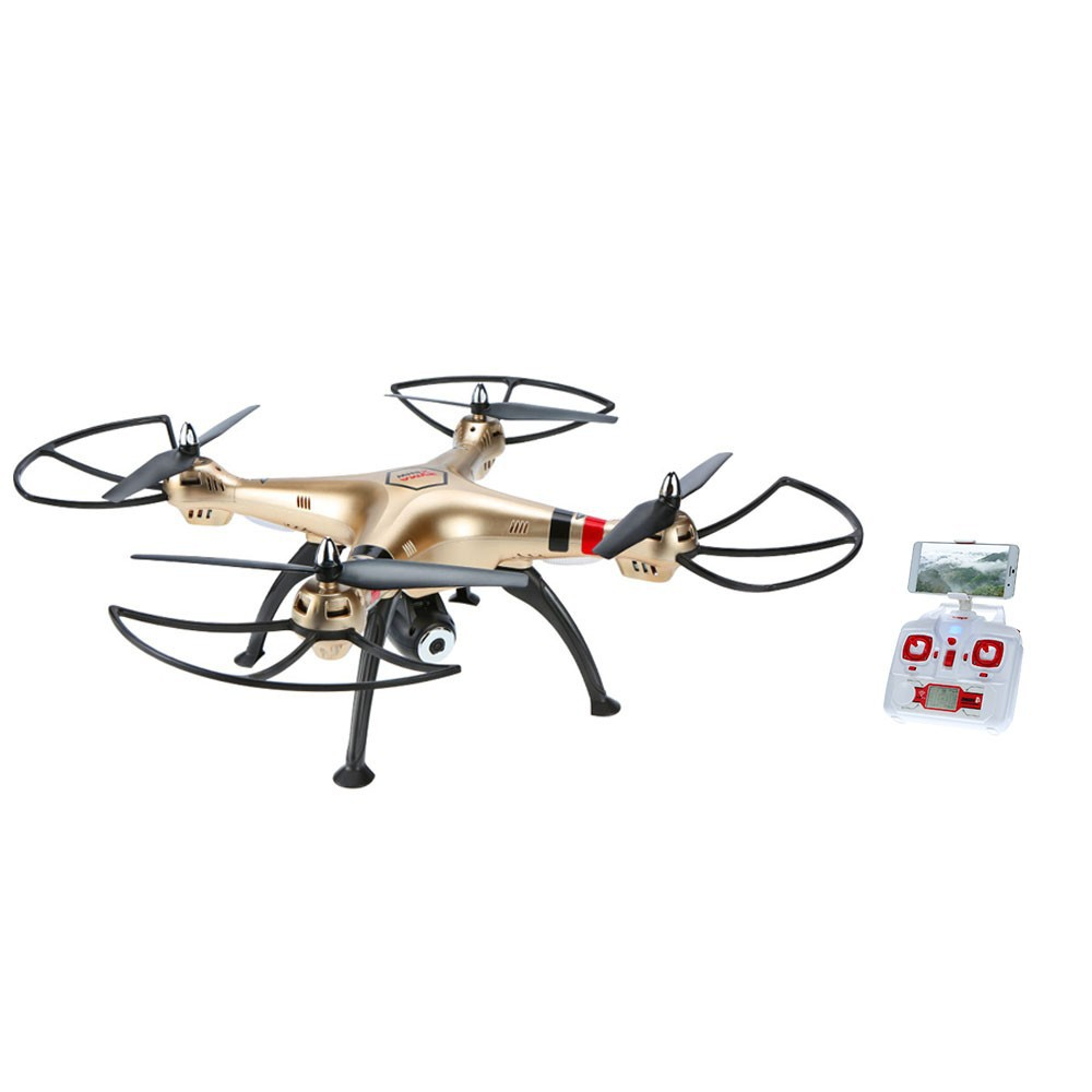 SYMA Sima X8hw Large Real-Time Drone For Aerial Photography Aircraft Remote Control Set High Remote Control Aircraft CHILDREN'S