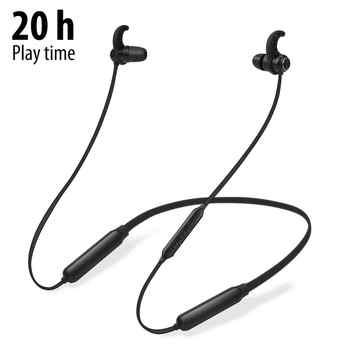 Avantree NB16 20Hrs Bluetooth Neckband Earbuds for TV PC, No Delay, Magnetic Wireless Earphones with Mic in earphones - SALE ITEM Consumer Electronics