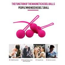 Kegel Exercise Balls Vibrator Sex Toys for Adult Women vaginal chinese balls Vagina Tighten Machine Female Intimate Goods Shop