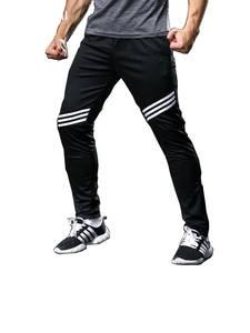 BINTUOSHI Running-Pants Pockets Soccer Sport-Trousers Football Fitness-Workout Jogging