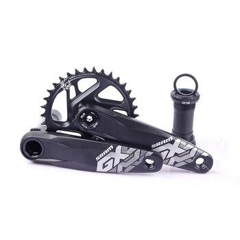 SRAM GX EAGLE DUB Crankset 34T 32T 170mm 175mm MTB рукоятка велосипеда с DUB BSA нижним кронштейном