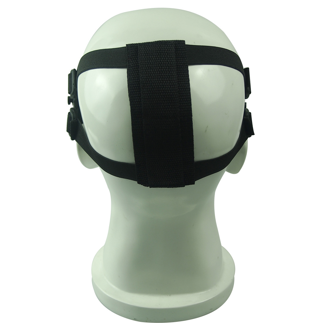 Military Full Face Cover Airsoft Paintball Mask Equipment Shooting Protective