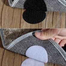Stickers Carpet Fastener Bed-Sheet Sofa-Mat Velcros-Adhesive-Tape Anti-Slip-Mat Dots