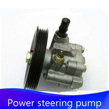Power Steering Pump For Mitsubishi Pajero Shogun Sport / Challenger K94 - 2.5TD 98+ MR210173 MR374897 MI56425236 for power steering pump m6a 3407010 7078 955 639 for byd s6 2 4 2014