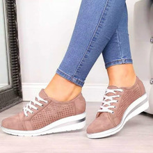 New Women Flats Summer Leather Shoes Low