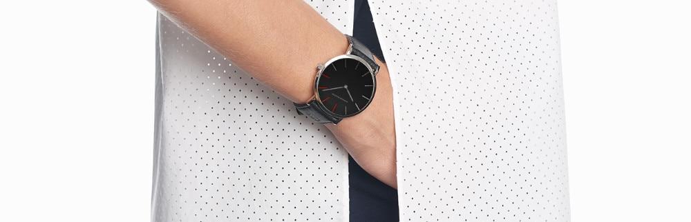 Relógios femininos hannah martin clássico relogio feminino