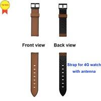 Boa qualidade original pulseira de relógio com antena para 4g relógio inteligente substituição cinta para pulseira inteligente|Acessórios inteligentes| |  -