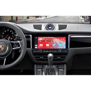 Image 2 - Car Apple CarPlay YouTube Netflix Video Bluetooth GPS Navigation AI Box,for Porsche Macan Cayenne Panamera Taycan 911 718