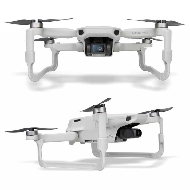 Mavic Mini Accessories Quick Release Extended Landing Gear Skid Extension Landing Leg Protector Feet For DJI Mavic Mini Drone