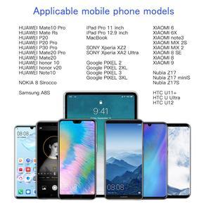 Image 5 - Lefon 3 en 1 USB tipo C a 3,5mm adaptador de conector de auriculares convertidor + puerto de carga PD DAC tecnología para Xiaomi Huawei HTC Google