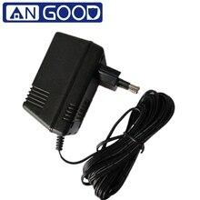 ANGGOD для Wifi беспроводной дверной Звонок IP видео домофон кольцо зарядное устройство адаптер питания 5 м 18 В AC трансформатор зарядное устройство ЕС штекер