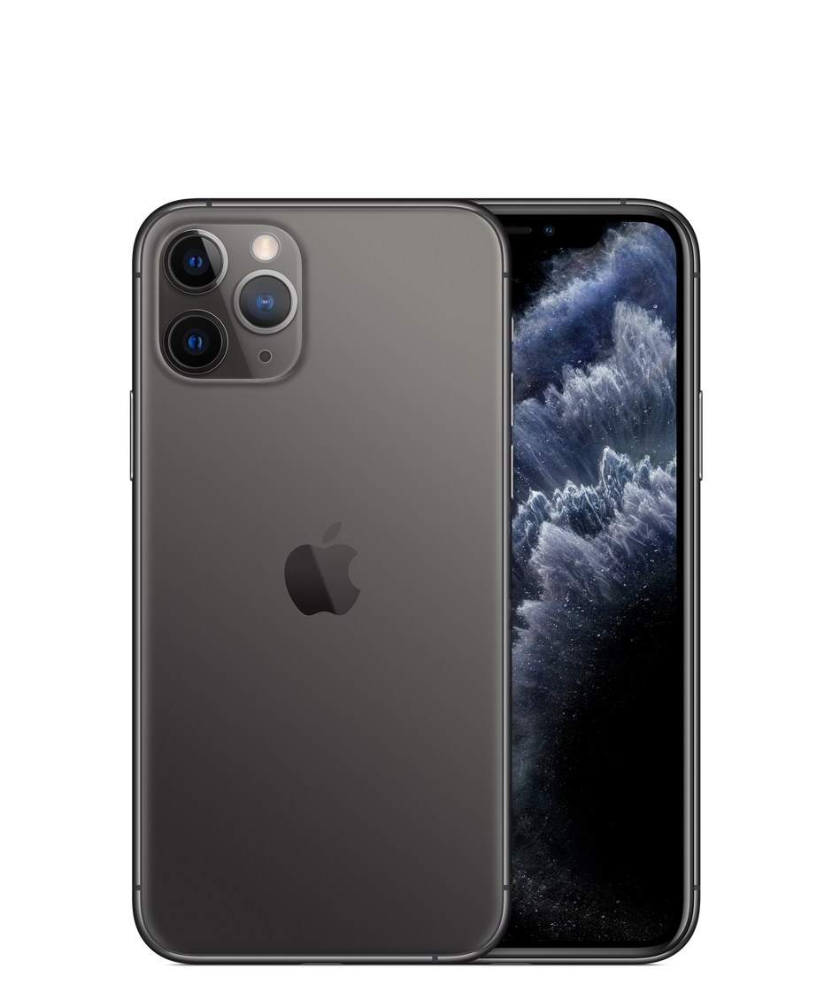 "Original New iPhone 11 Pro/Pro Max With Triple Rear Camera 5.8/6.5"" And Super AMOLED Display"