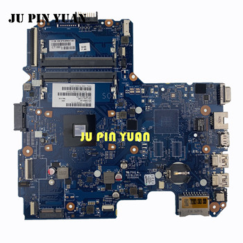 For HP 14-AN Laptop Motherboard 858047-601 858047-001 with E2-7110 6050A2822801-MB-A01 Laptop Motherboard 592816 001 motherboard full test laptop case