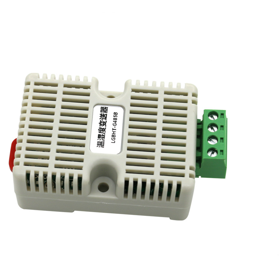 Temperature And Humidity Detection Transmitter RS485 4-20mA 0-5V 0-10V Output Sensor Module