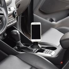 حامل هاتف خلوي مغناطيسي دوار 360 درجة لهاتف iphone و Xiaomi U1JA