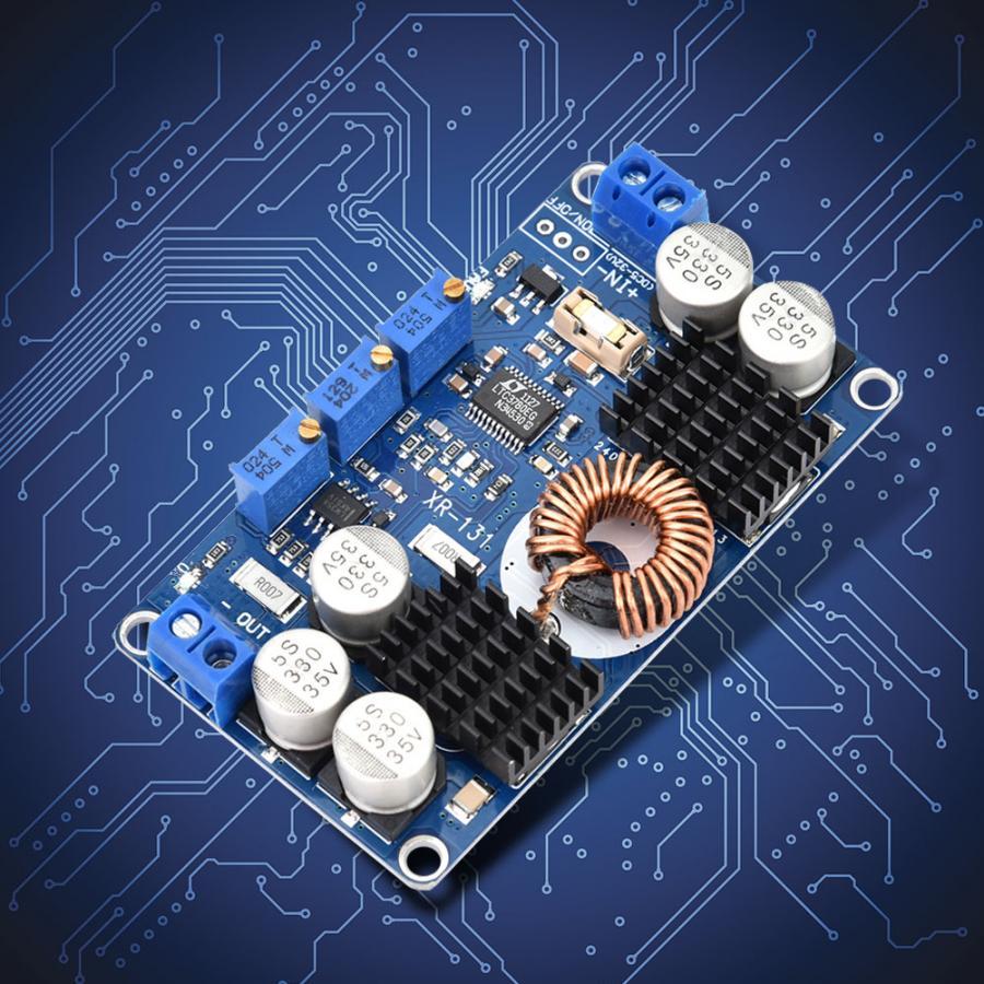 Convertisseur Buck DC 5V-32V à 1V-30V 10A | 10A, Module de charge de régulateur de tension automatique LTC3780