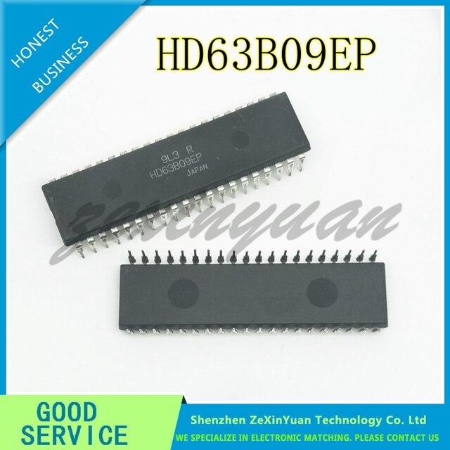 10PCS/LOT HD63B09EP HD63B09E HD63B09 HD63B09P  DIP40  Best quality