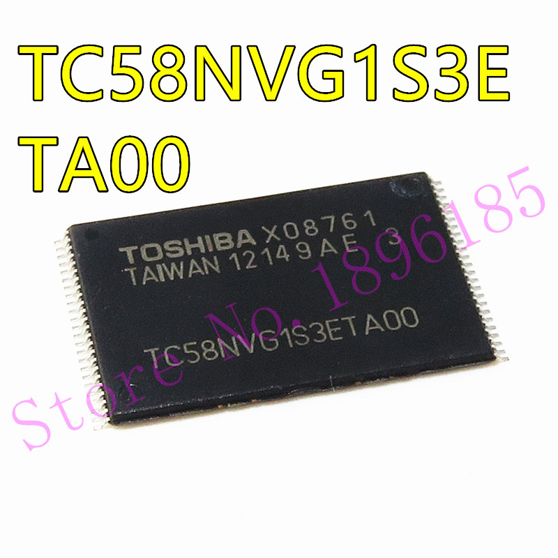 1 шт./лот TC58NVG1S3ETA00 TC58NVG1S3ETAOO TSOP48