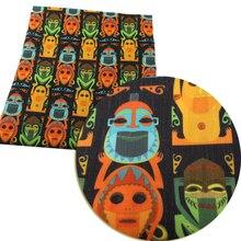 50*140 см Лоскутная печатная полиэфирная хлопковая ткань для ткани, домашний текстиль для шитья пижам, c2324