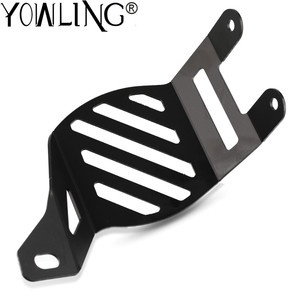 Image 5 - New Motorcycle Accessories Aluminum Protection Cover For BMW F750GS F850GS F 750 850 F750 F850 GS 2018 2019 2020 Horn Protector