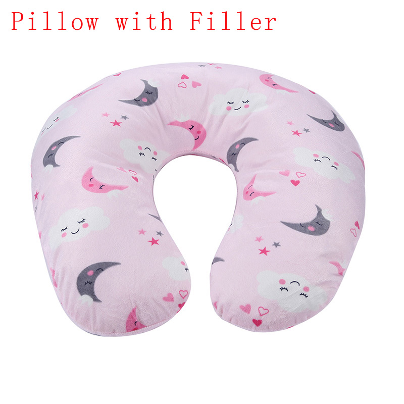 Подушки для беременных, кормящих грудью, кормящих детей, u-образная Подушка для сна для младенцев, кормящих грудью, маленький диван для беременных, поясная подушка - Color: 02