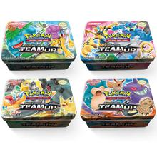 42pcs/set Iron Box Pokemon TAKARA TOMY Battle Toys Hobbies