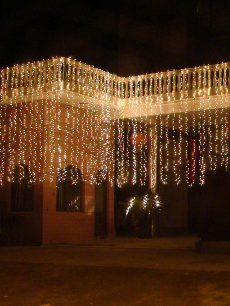 Light String Wire LED 1 Metre with 10 x Seed lights Table Centrepiece Lighting
