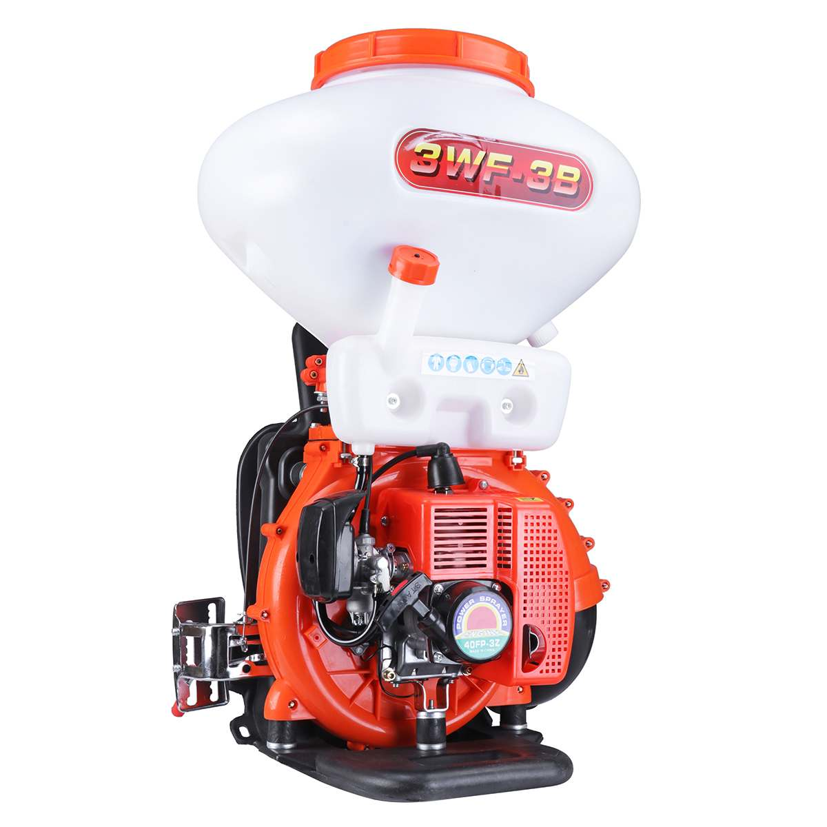 Farm Agriculture Mist Duster Power Sprayer Gasoline Powered 26L 3WF-3B Backpack Blower Fogger Pest Control Garden Tools Supplies