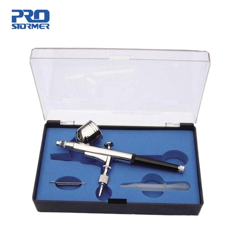 0.2 0.5mm Dual Action Dual Action Airbrush Pen Air Brush Spray Gun Sprayer Pen for Nail Art / body Tattoos Spray action airbrush spray gunair brush spray gun - AliExpress