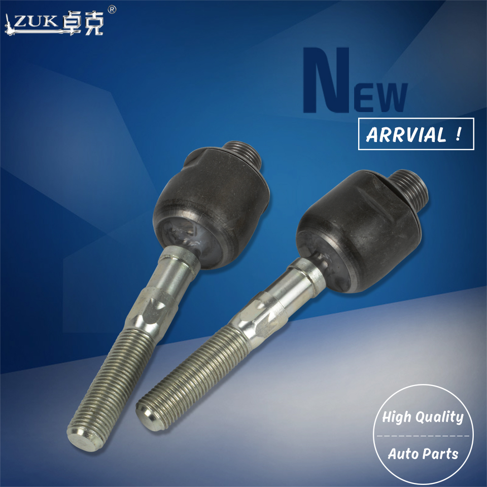 ZUK Front Inner Steering Tie Rod Rack End Set Ball Joint For HONDA ACCORD 2003-2007 For <font><b>ACURA</b></font> <font><b>TL</b></font> <font><b>2006</b></font> 2007 Left=Right image