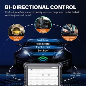 Image 4 - TOPDON فينيكس زائد سيارة التشخيص ماسحة السيارات المسح الضوئي السيارات المهنية التشخيص Diagnost ECU الترميز 2 سنوات