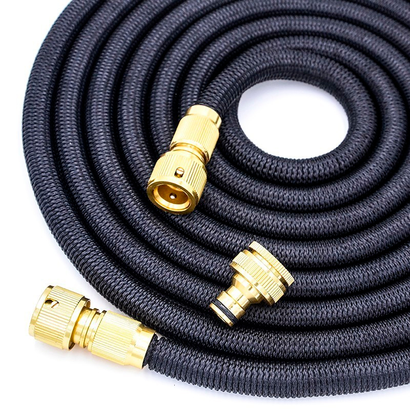 H838c82c651b54248b6c8ff47edd65a90W Free shipping 25Ft-200Ft Garden Hose Expandable Magic Flexible Water Hose Eu Hose Plastic Hoses Pipe With Spray Gun To Watering