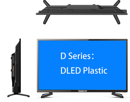 WHOLESALE DC Solar Powered Television LED TV 17 18.5 19 21.5 23.6 27.5 32 Inch Solor Led T2 Television TV