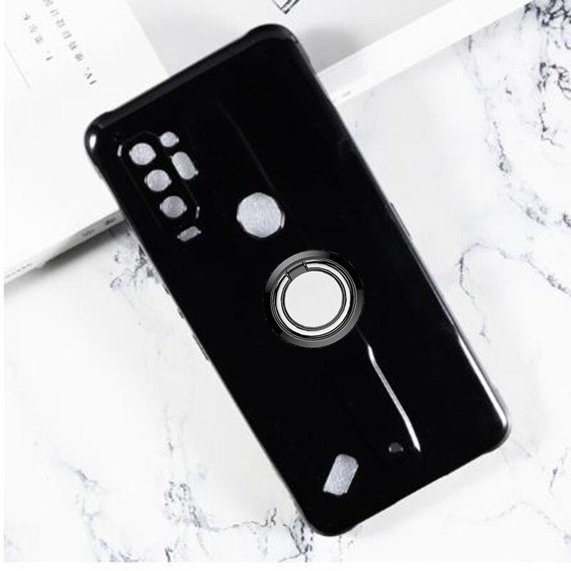 Для Ulefone Power 10 5G задняя крышка кольцо держатель Кронштейн чехол для телефона чехол Чехол из силикона и ТПУ на Armor10