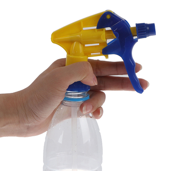 1Pc Bottle Spray Head easy to carry Suitable For Pesticide Spraying And Water Spraying