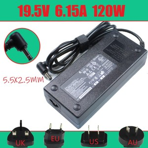 19.5V 6.15A 120W Laptop AC Adapter Power Charger For Lenovo IdeaPad Y400 Y430P Y470 Y460P Y510P Y560 Y570 Y580 Z370 Z470(China)