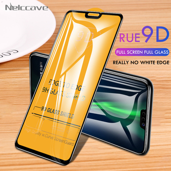 10Pcs 9D Curved Full Coverage Tempered Glass For Huawei Honor 8X Max 8A 8C 8S 8 Lite 7A 7X 7C 7S 6X Cover Screen Protector Film