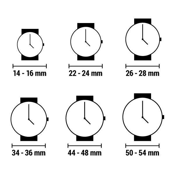 Reloj de mujer Elixa E076 L280 (28mm) - 2