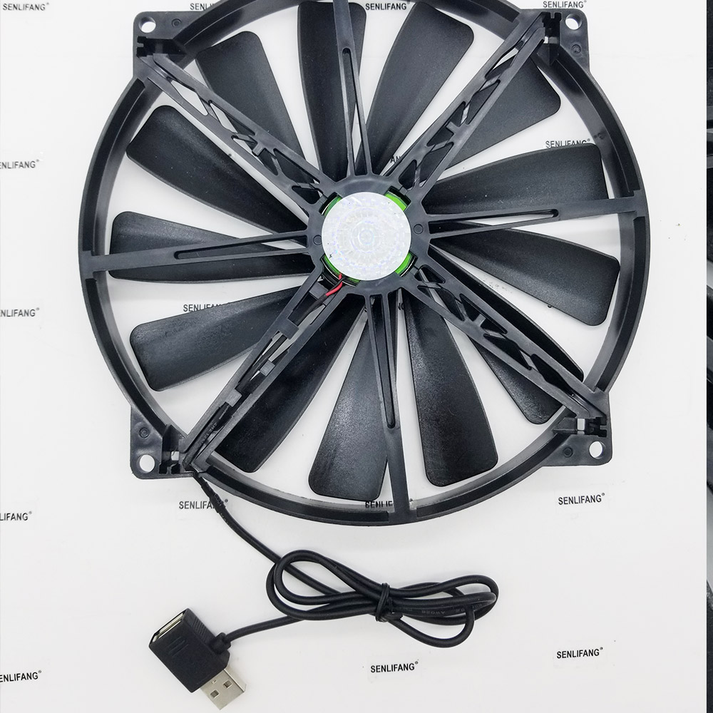 FOR Cooler Master A20020-07CA-2JN-F1 20cm cooling <font><b>fan</b></font> image