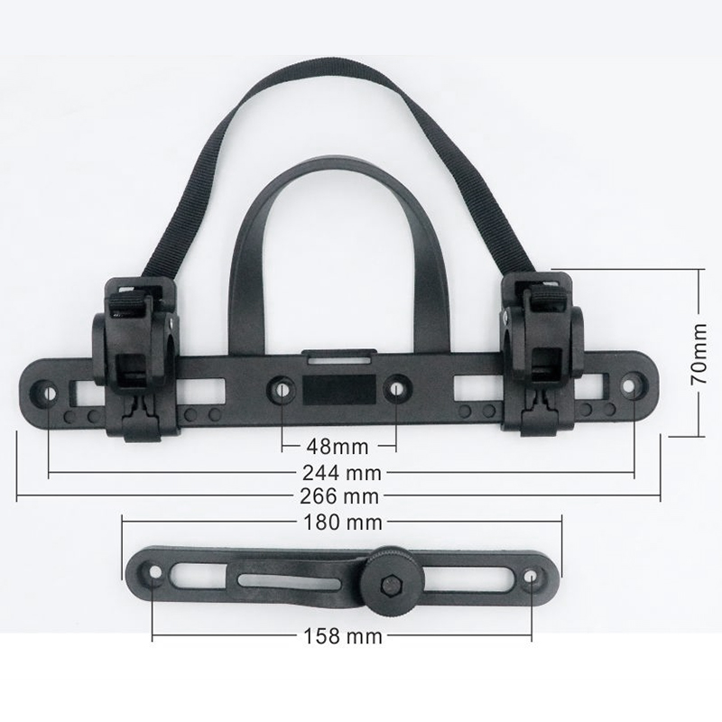 Camel Bag Buckle Bicycle Accessories Luggage Buckle Bicycle Bag Buckle Riding Equipment