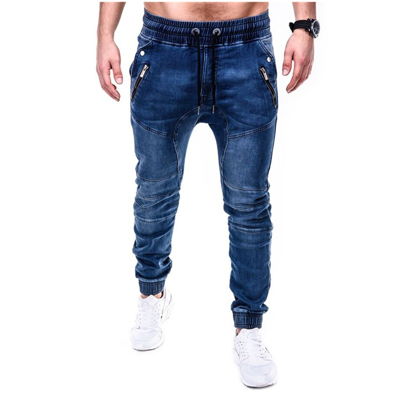 Jeans Sweatpants Brand Men's Fashion Military Cargo Pants Multi-pockets Baggy Men Pants Casual Trousers Overalls Pants Joggers