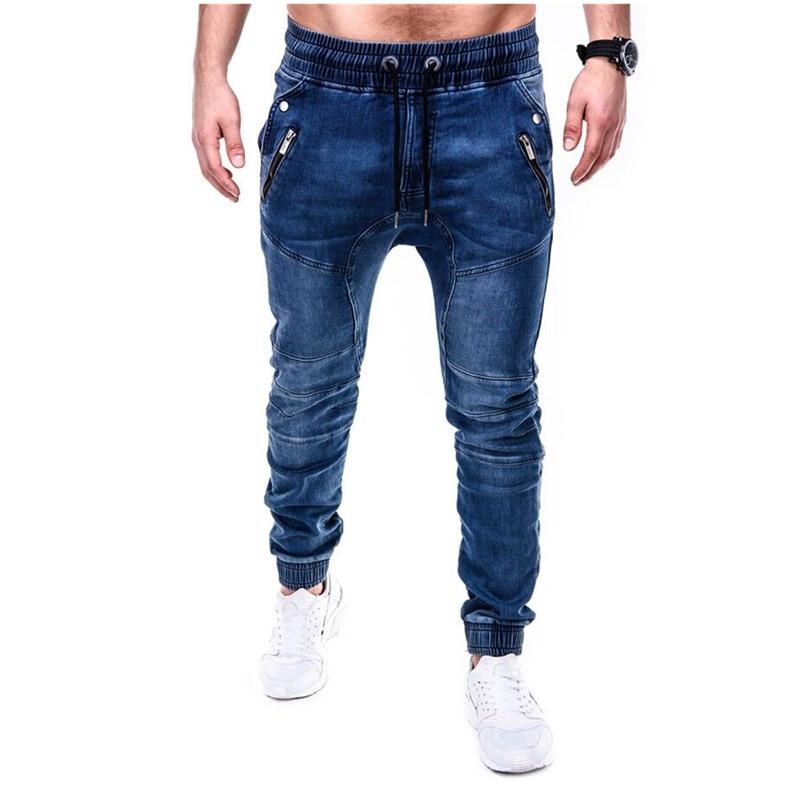 Jeans Sweatpants Brand Men's Fashion Military Cargo Pants Multi-pockets Baggy Men Pants Casual Trousers Overalls Pants Joggers