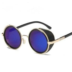 Хеллсинг аниме Alucard вампир Охотник индивидуальные очки в стиле Косплей оранжевый солнцезащитные очки реквизит