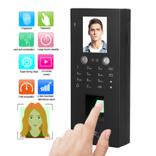 Attendance-Machine Access-Control-System Fingerprint-Card Face-Recognition Dual-Camera