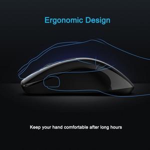 Image 3 - SeenDa, botones silenciosos, ratón inalámbrico de 2,4G para ordenador portátil, ratón de viaje portátil, Mini ratón Ultra delgado para ordenador portátil, PC de escritorio