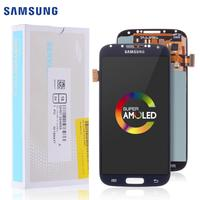 AMOLED Original Display For SAMSUNG Galaxy S4 LCD Dispaly Touch Screen Digitizer Assembly Replacement GT i9505 i9500 i9505