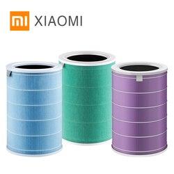Original Xiaomi purificador de aire 2 filtro limpiador de aire inteligente mi purificador de aire núcleo eliminación de formaldehído HCHO versión
