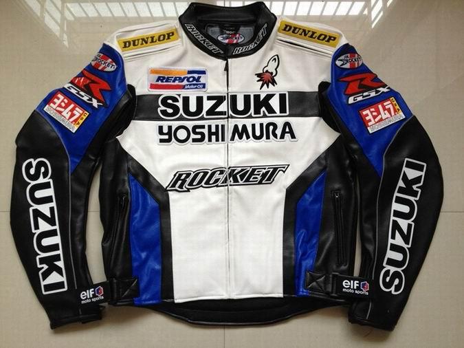 Hot Men's Waterproof Windproof Motorcycle Racing Jackets PU Leather Motocross Riding Jacket M-XXL